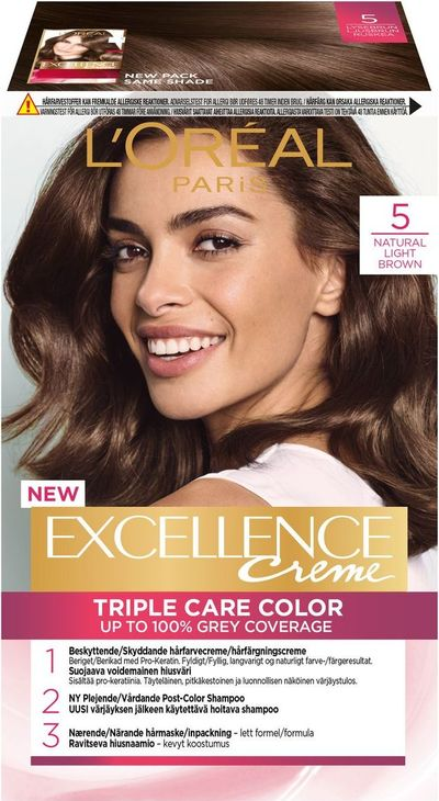 Excellence Hårfarve (L'Oréal Paris)