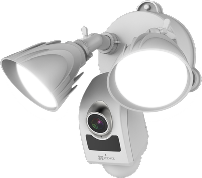 Ezviz LC1 Floodlight Camera