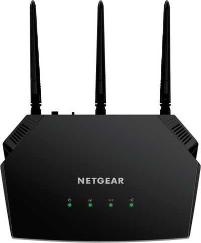 Netgear R6850 dual band router