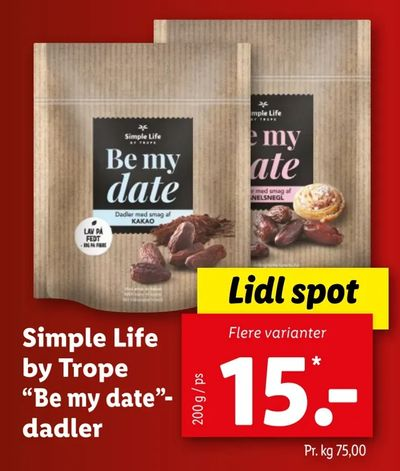 """Simple Life by Trope 'Be my date""""- dadler"""