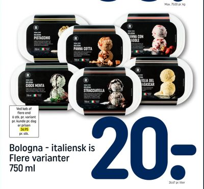 Bologna - italiensk is