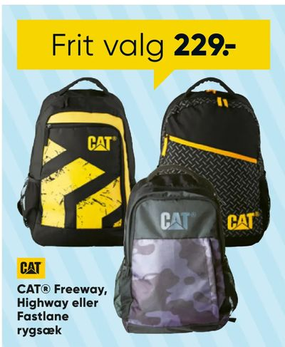 CAT® Freeway, Highway eller Fastlane rygsæk