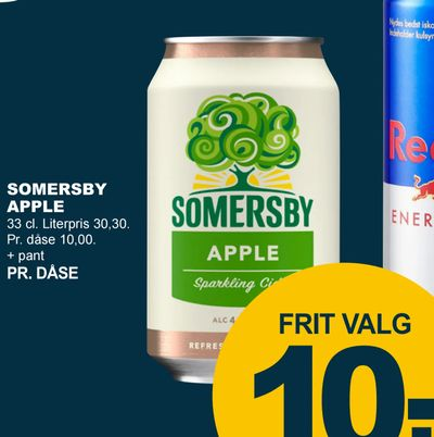 Somersby apple
