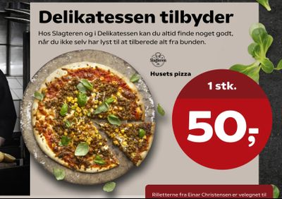 Husets pizza