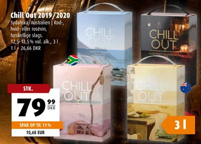 Chill Out 2019/2020