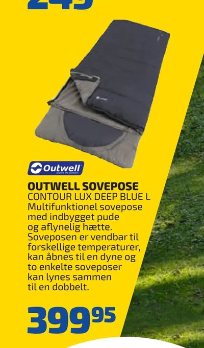 Outwell sovepose