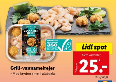Grill-vannameirejer