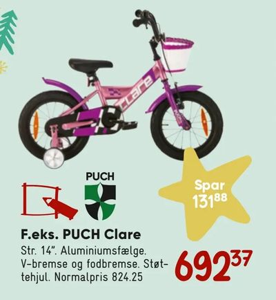 PUCH Clare