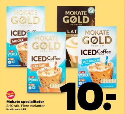 Mokate specialiteter