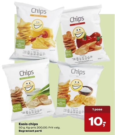 Easis chips