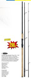 Kinetic Bombarda Trout CL 11,6'