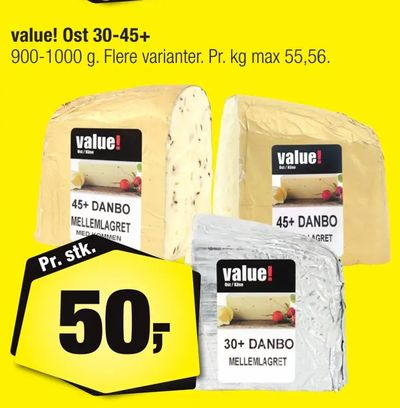 value! Ost 30-45+