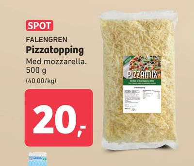 Pizzatopping