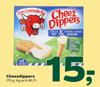 Cheezdippers