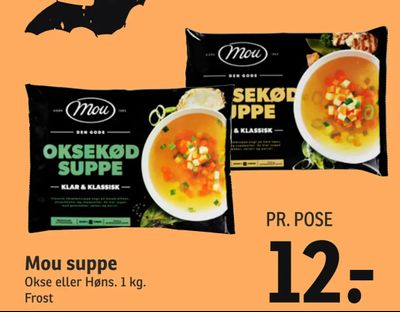 Mou suppe