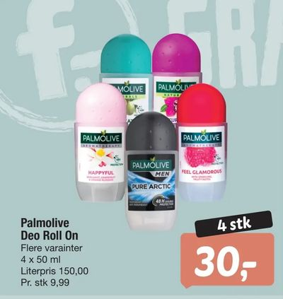 Palmolive Deo Roll On