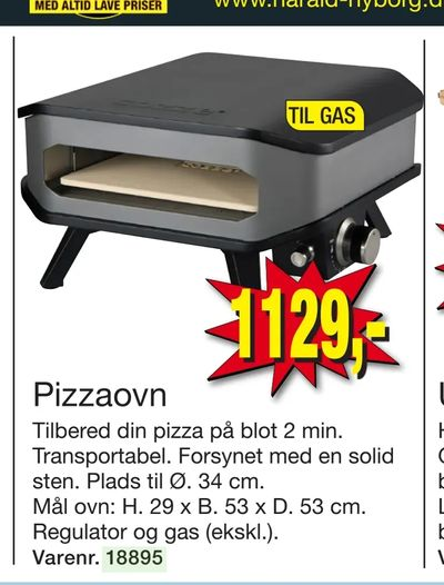 Pizzaovn