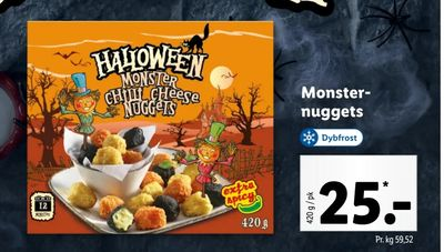 Monster- nuggets