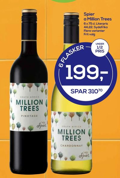 Spier a Million Trees
