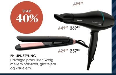 Philips styling