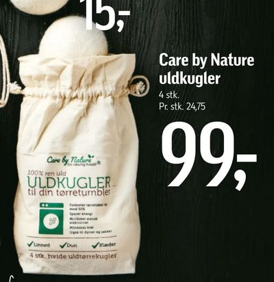 Care by Nature uldkugler