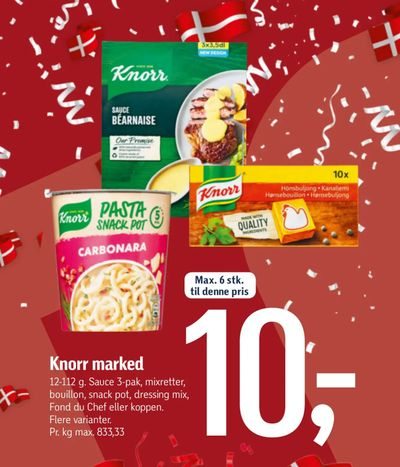 Knorr marked