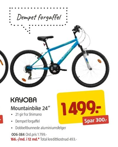 Mountainbike 24