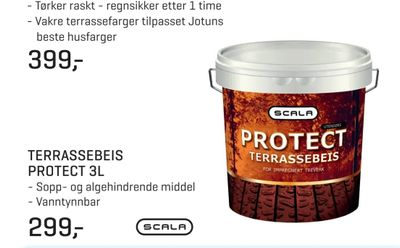 Terrassebeis protect 3l