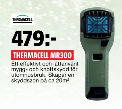 Thermacell mr300