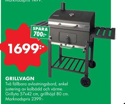 Grillvagn