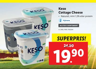 Keso Cottage Cheese