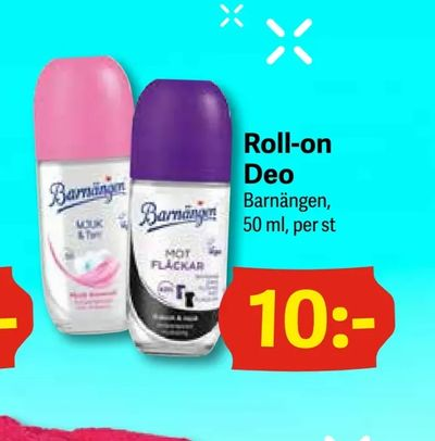 Roll-on Deo