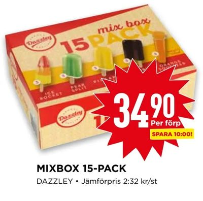 Mixbox 15-pack