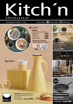 Kitchn Kitch'n kampanjkatalog